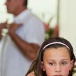 scheidende en ruzieende ouders met kinderen