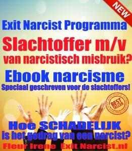 ebook slachtoffer van narcistisch misbruik