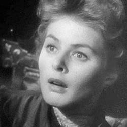 Gaslight met Ingrid Bergman